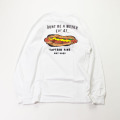 [CAPTAIN FIN Co.] HOT DOG LS TEE