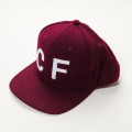 [CAPTAIN FIN Co.] SMALL HAT red