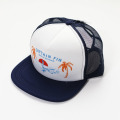 [CAPTAIN FIN Co.] HANG TEN Trucker Hat