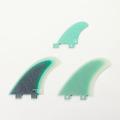 [CAPTAIN FIN]  CF-TWIN ESPECIAL (TWIN TAB) / Sea Foam Green