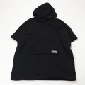 [CAPTAIN FIN] CF CHANGING ROBE KIDS BLACK