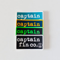 [CAPTAIN FIN Co.] TYPE PATCH STICKER