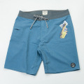 [CAPTAIN FIN Co.]  THE DOLPHIN SOLID BOARDSHORT/ BULE