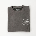 [CAPTAIN FIN Co.] CLASSICAL RAGLAN CREW FLEECE