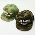 [CAPTAINS HELM TOKYO] #CAMO SWEAT CAP