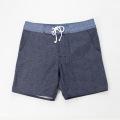 [Captains Helm] #US MADE Board Shorts/ Chambray