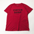 [CATCH SURF] COLLEGE DROP OUT S/S TEE