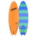 "[CATCH SURF] ODYSEA SKIPPER 6'0"" - Quad Fin / PILSNER17"
