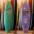 "[CATCH SURF] ODYSEA SKIPPER 6'6"" - Quad Fin / STEEL GREEN17"
