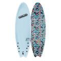 [CATCH SURF] ODYSEA 6'6 SKIPPER PRO- JAMIEOBRIEN QUAD