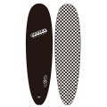 [CATCH SURF] ODYSEA 8.0' LOG-SMU- BLACK/CHECKER