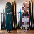 [CATCH SURF] ODYSEA 7.0 PLANK - SMU M.GRN/Marron.Check