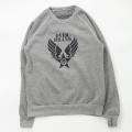 [DYER BRAND] WINGS Premium Crew Sweatshirt