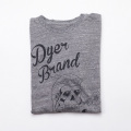 [DYER BRAND] FLYING Premium S/S T-Shirt/GRY