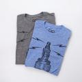 [DYER BRAND] SPARK PLUG Premium S/S T-Shirt