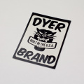 [DYER BRAND] STICKER