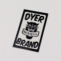 [DYER BRAND] STICKER (SMALL)