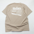 [Captains Helm] HCS #ESPRESSO DYED TEE