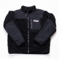 [FIRST DOWN] FLEECE ZIP JACKET