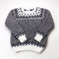 [BIRVIN UNIFORM] P.PULLOVER KNIT KNIT
