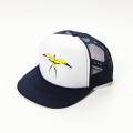 [H.P.D] DT TRUCKER HAT YELLOW BIRD