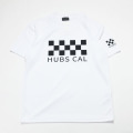 [HUBS] CHECKER SUNGURD TEE