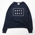 [salt surf]  LOGO SWEATSHIRT