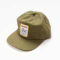 [SEAGER] LANCE HEMP SNAPBACK CAP