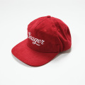 [SEAGER] BIG RED CORDUROY SNAPBACK