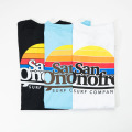 [SAN ONOFRE SURF CO.] OLD SCHOOL SUN TEE