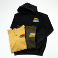 [SAN ONOFRE SURF CO.] OLD SCHOOL SUN FLEECE