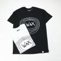 "[THE HARD MAN] WAX design tee ""Circle"""