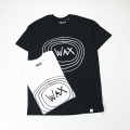 "[THE HARD MAN] WAX design tee ""Circle"""