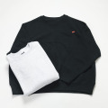 [THE HARD MAN] WIDE BODY CREW SWEAT