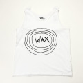 [THE HARD MAN] WAX DESIGN TANKTOP