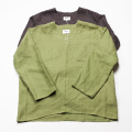 [THE HARD MAN] Linen sleeping shirts