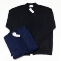 [THE HARD MAN] Knit buttonless cardigan