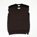[THE HARD MAN] WAX Knit vest
