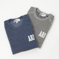 [THE HARD MAN] ARMY Logo Sweat Shirts
