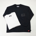 [THE HARD MAN] POCKET L/S TEE