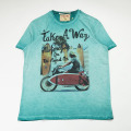 [TAKE A WAY] ROAD Tee