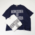 [UMI] UMI x South Swell WORK IS OVER TEE