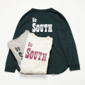 [UMI] GO SOUTH POCKET L/S TEE