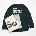 [UMI] COME SWELL POCKET L/S TEE