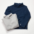 [UMI] TWIST NECK SWEAT