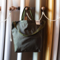 [WOW-OH] TOTE BAG OLIVE S