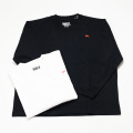 [THE HARD MAN] Wide body L/S TEE