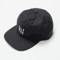 [THE HARD MAN] WAX original cap BLACK