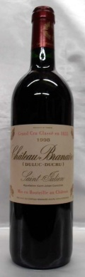 【1995】Ch. Branaire Ducru/シャトー・ブラネール・デュクリュ750ml