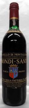 [1975] Brunello Montalcino Il Greppo【Biondi Sante】ブルネッロ・ディ・モンタルチーノ・イル・グレッポ【ビオンディ・サンティ】750ml
